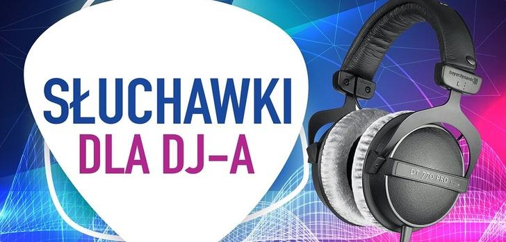 Jakie słuchawki dla DJ-a? |TOP 8|