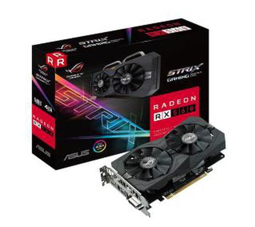 ASUS ROG Strix Radeon RX 560 Gaming 4GB GDDR5 128-bit