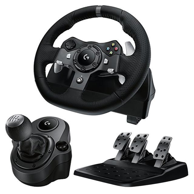 Kierownica Logitech Driving Force G920