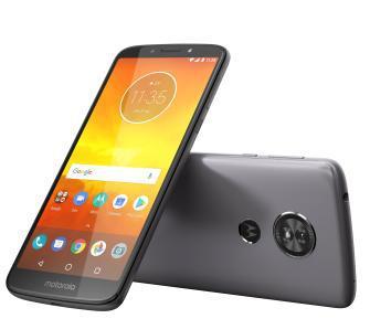 Motorola Moto E5 2GB (szary metaliczny)