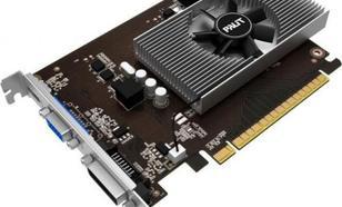 Palit GeForce GT730 KalmX 4GB GDDR5 (64 bit) D-Sub, mHDMI, DVI (NE5T730013G6H)