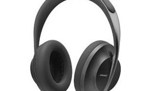 Bose Noise Cancelling Headphones 700 (czarny) - RATY 0%