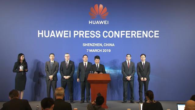 Huawei zwołał specjalną konferencję