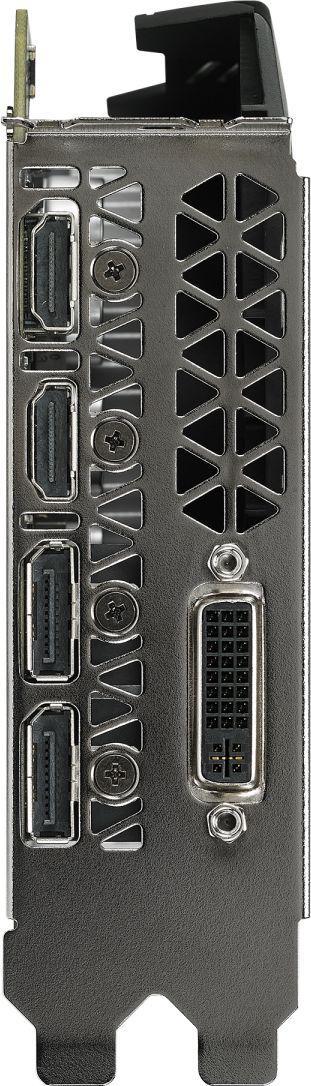 Asus Geforce GTX 1060 3GB GDDR5 (192 Bit), DVI-D, 2xDP, 2xHDMI, BOX (