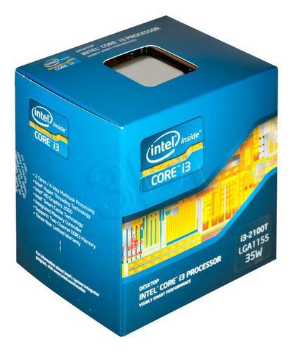 CORE I3 2100T 2.5GHz LGA1155 BOX