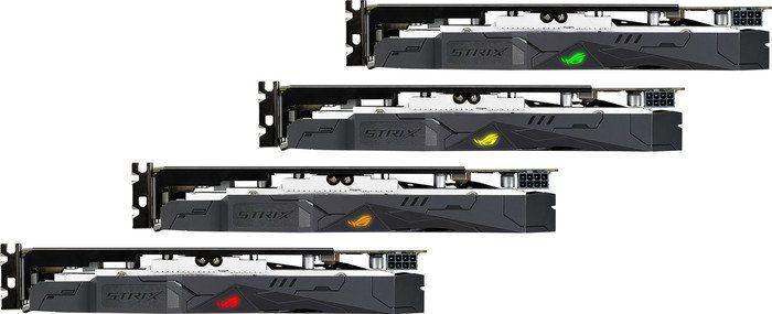 Asus Radeon RX 570 STRIX, 4GB GDDR5 (256 Bit) HDMI, 2xDVI-D, DP, BOX