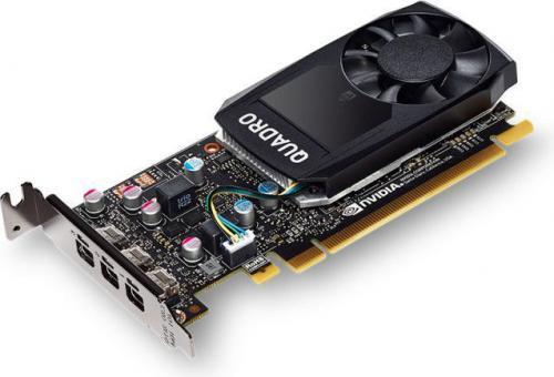 Lenovo NVIDIA Quadro P400, 2GB GDDR5 (64 Bit), 3x miniDP (4X60N86657)
