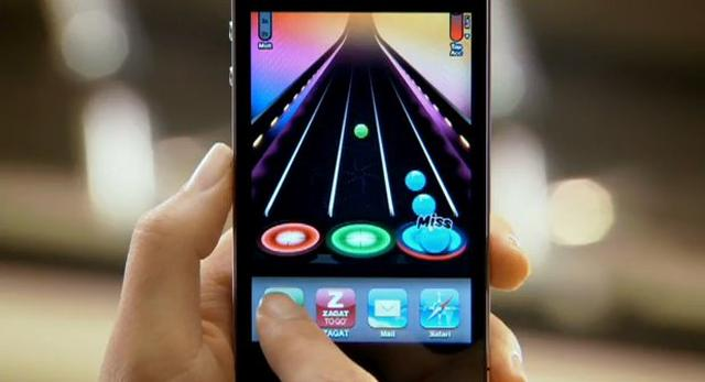 Apple iPhone 4 - Multitasking, czyli wielozadaniowość