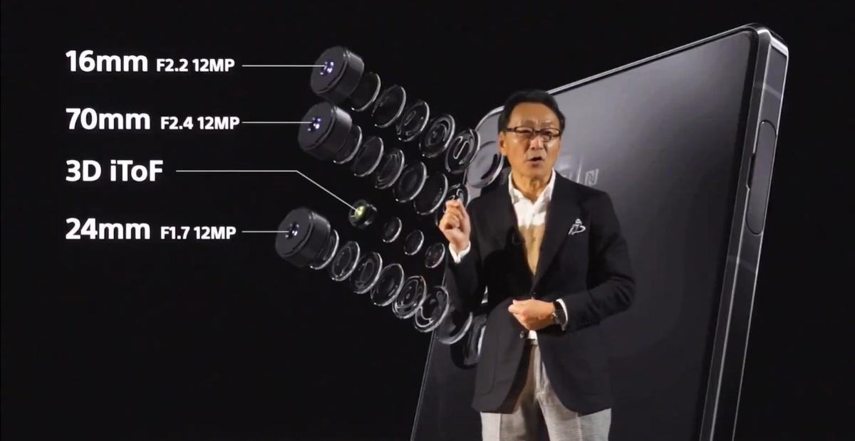Matryce Sony Xperii 1 II mogą sporo namieszać na rynku mobilnym