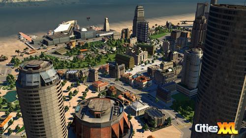 CD Projekt Red Cities XXL PC (napisy PL)