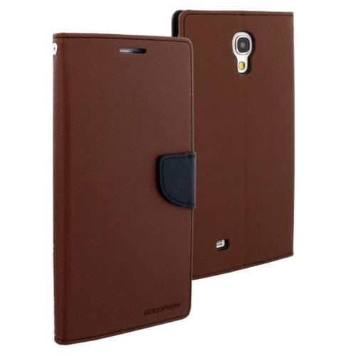 """WEL.COM Etui Fancy Diary do Galaxy Tab S 8.4"""" brązowo-czarne"""