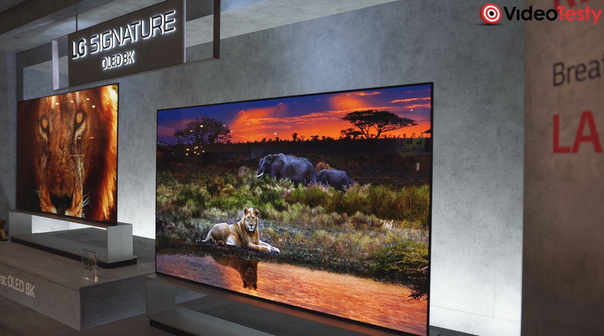 telewizor LG OLED z IFA 2019