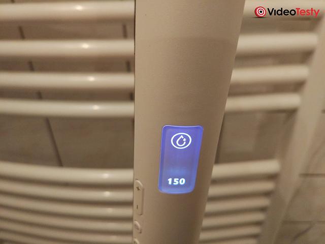 Philips MoistureProtect HP8372 wyświetlacz