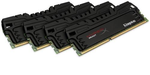 Kingston DDR3 HyperX Beast 32GB /1600 (4*8GB) CL9-9-9