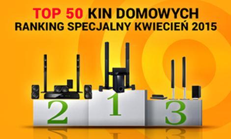 TOP 50 Kin Domowych - Ranking Specjalny Kwiecień 2015
