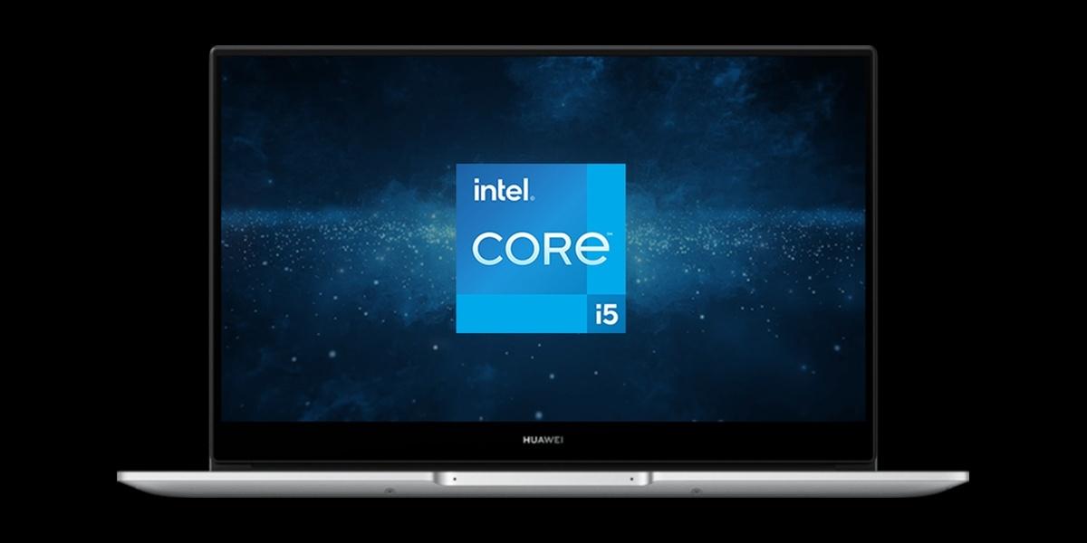 Huawei Matebook D15 2021 oferuje nowy procesor Intela