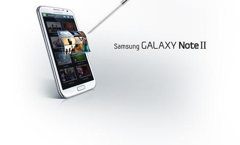 Samsung GALAXY Note II - nowy smartfon o ogromnych możliwościach