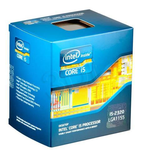 CORE I5 2320 3.0GHz LGA1155 BOX