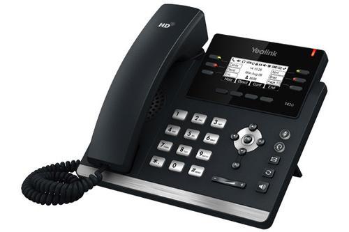 Yealink Telefon VoIP T42G - 3 konta SIP