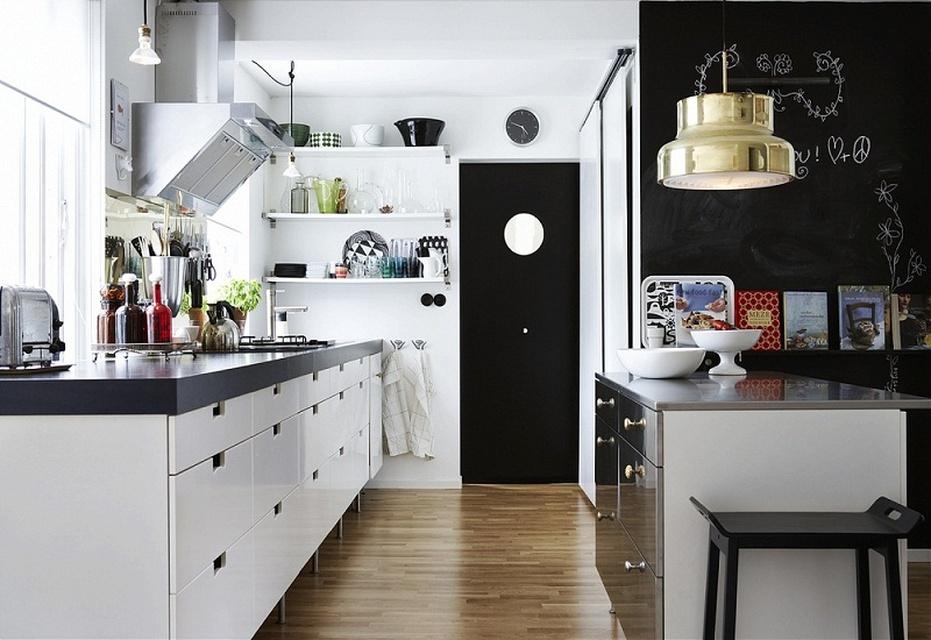 Inspirująca Kuchnia w Stylu Skandynawskim