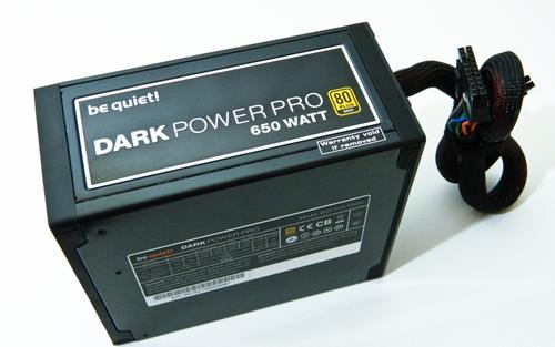 be quiet! Dark Power Pro 10 650W