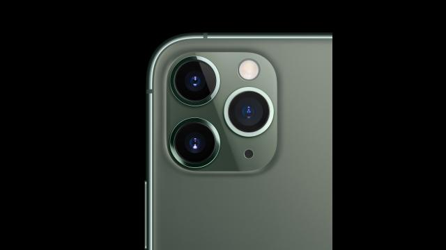 iPhone 11 - trzy aparaty