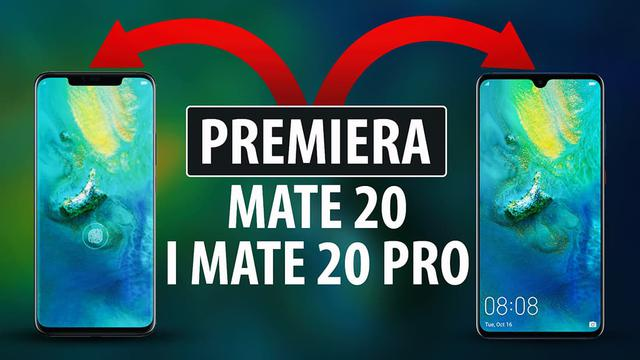 Smartfony, które naładują inne smartfony - Mate 20 i Mate 20 Pro bez tajemnic