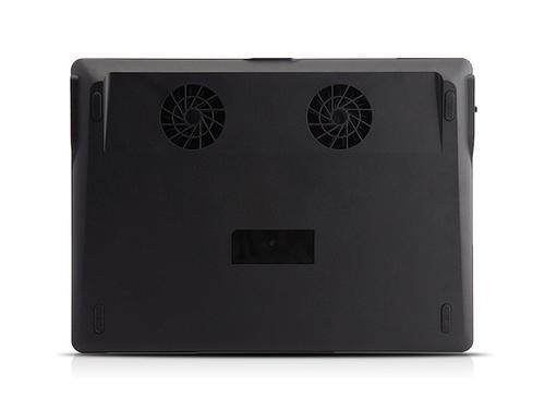 Zalman Podstawka chłodząca pod Notebook ZM-NC2000 NT (Czarna)
