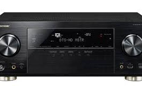 Pioneer VSX 923 - 7.2-kanałowy amplituner z wieloma funkcjami
