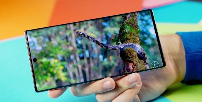 Nie obsłużysz go jedną ręką - Samsung Galaxy Note 20+ to gigant