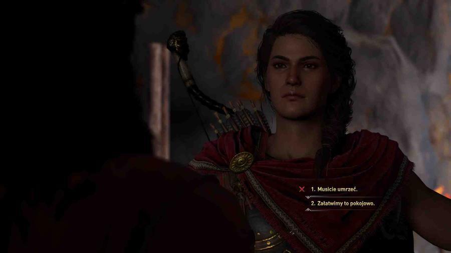 Assassin's Creed Odyssey - Niektóre sprawy można rozwiązać na kilka sposobów