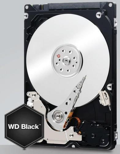 """Western Digital Black 250GB 2.5"""" SATA III (WD2500LPLX)"""