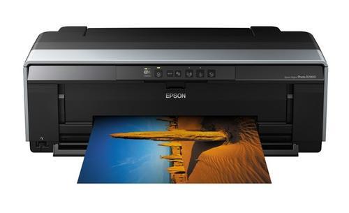 Epson Drukarka atr. StylusPhoto R2000 A3+/8cart/1.5pl/LAN/WLAN/USB