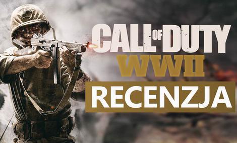 Recenzja Call of Duty: WWII - Powrót Do Korzeni