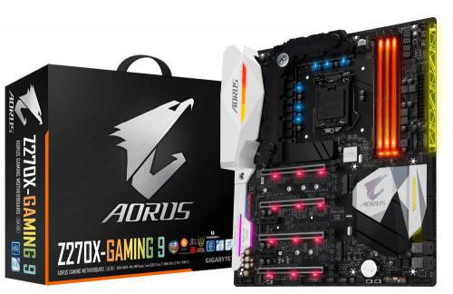 Gigabyte AORUS GA-Z270X-Gaming 9