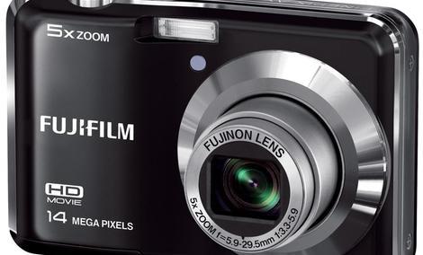Fujifilm FinePix AX500 - recenzja aparatu fotograficznego