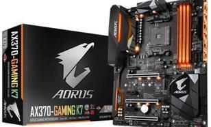 Gigabyte GA-AX370-Gaming K7 AM4 4DDR4 8USB3.1/HDMI/M2 ATX