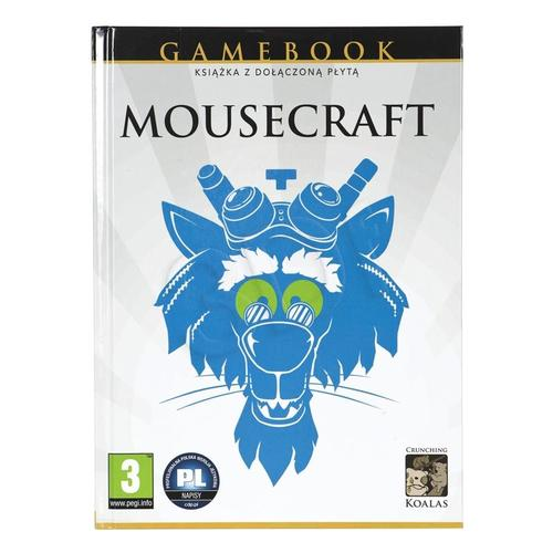 Gamebook Mousecraft