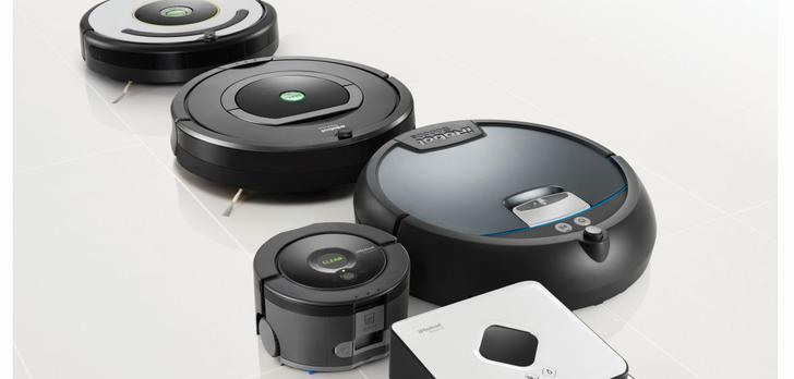 Przydatny pomocnik przez cały rok - roboty odkurzające iRobot