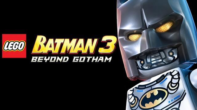 Gameplay LEGO Batman 3: Poza Gotham