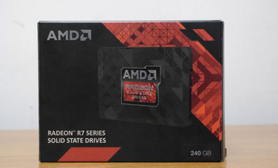 Test AMD Radeon R7 SSD 240GB