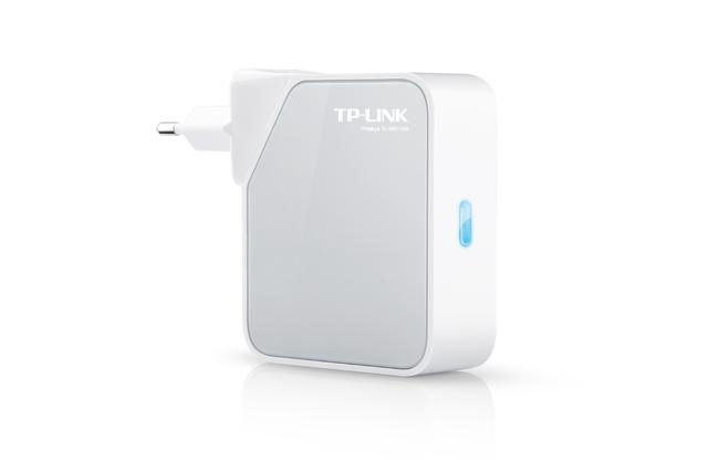 TP-LINK TL-WR710N – router z pomysłem
