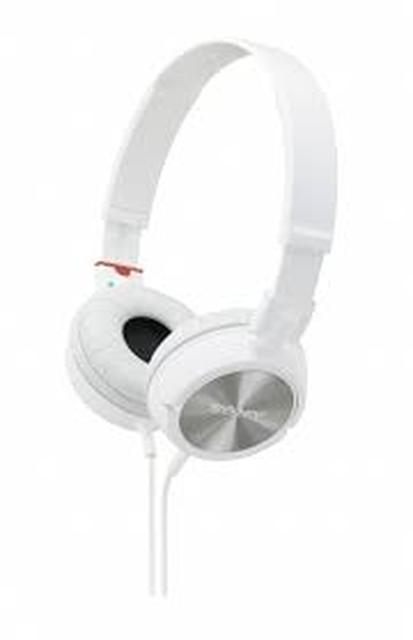 Sony MDR-ZX 300 - stylowe słuchawki nauszne