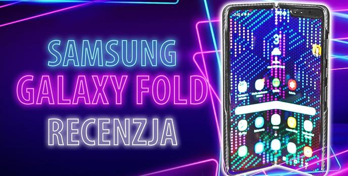 Test Samsung Galaxy Fold - Urządzenie inne niż wszystkie!