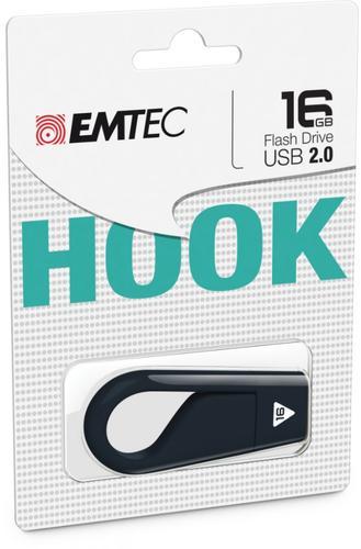EMTEC Pendrive 16GB Hook D202