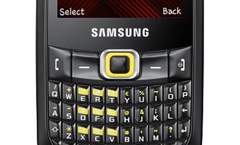 Samsung Corby TXT (GT-B3210) [TEST]