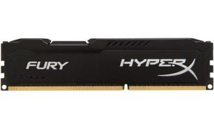 HyperX DDR3 Fury 8GB/ 1866 CL10 BLACK