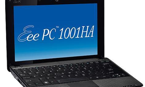 Asus Eee PC 1001HA - prezentacja netbooka