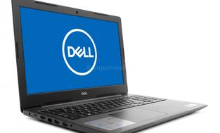 DELL Inspiron 15 5570-2586 - czarny - 240GB SSD | 8GB