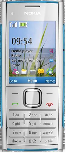 Nokia X2-00 (RED)